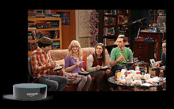 DISH Hands Free TV - Control Your TV with Amazon Alexa - Greenwood, MS - C B Satellite Service - DISH Authorized Retailer